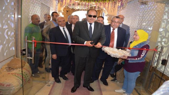 بالصور: افتتاح المعرض الثانى من سلسلة معارض أهلاً رمضان تنفيذاً لتوجيهات السيد رئيس الجمهورية